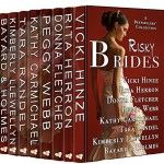 Risky Brides featured on Kindle Books and Tips today. (Thank you!)  http://wp.me/p2b82w-6jp  http://pinterest.com/fkbooks
