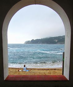 The beaches of Palafrugell in Costa Brava