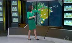 Mapa tempo: pode chover em SC e no PR, além do litoral nordestino e na região Norte