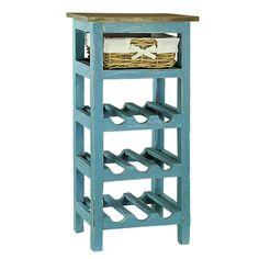 Monet Wine Rack - Overstock™ Shopping - Great Deals on Antique Revival Wine Racks