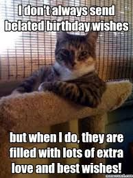 Image result for belated wishes happy birthday for men
