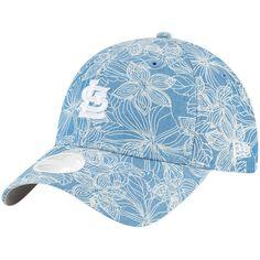New Era St. Louis Cardinals Women s Light Blue Faded Floral 9TWENTY  Adjustable Hat ce3f0a7ffb7e
