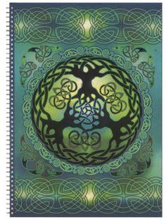Jen Delyth's Celtic Mandalas Journal