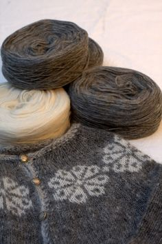 love the Icelandic wool