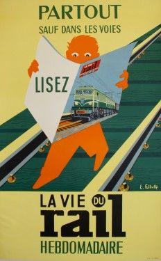 Hebdomadaire La vie du rail