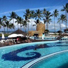 Felipe, o pequeno viajante: Cana Brava All Inclusive Resort em Ilhéus - um resort BBB na Bahia