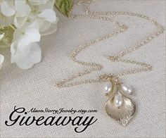 Jewelry Giveaway from Alison Story Jewelry