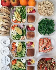 12 Healthy Meal Prep Ideas That Will Save You on Busy Days