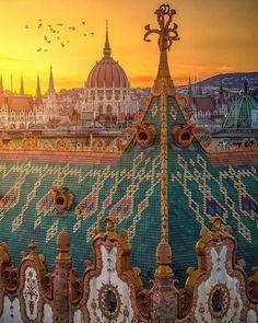 Budapest, Hungary (Europe) | ©KRÉNN IMRE