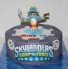 Skylanders Cake / Skylanders taart Swap Force