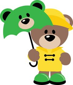 PPbN Designs - Rainy Day Bear (40% off for Members), $0.10 (http://www.ppbndesigns.com/rainy-day-bear/)