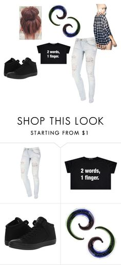 """Untitled #174"" by shelby-shay ❤ liked on Polyvore featuring Converse, Pyrex and Wildfox"