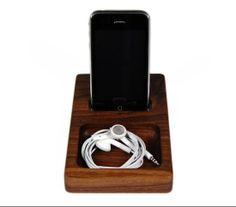 Increíbles gadgets de madera para tus dispositivos electrónicos