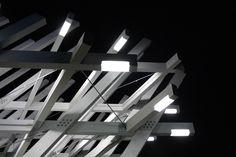 J. Mayer H. architecs KA300 pavilion, Light & Shadow, Lamp