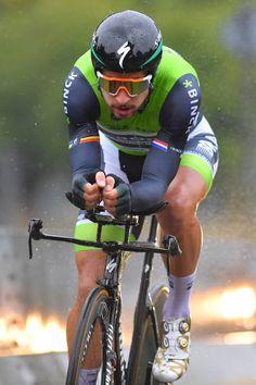 13th BinckBank Tour 2017 / Stage 2 Peter SAGAN Green leaders jersey/ Voorburg Voorburg / ITT / Individual Time Trial / BBT /