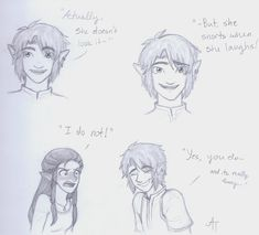 how does she laugh? by LOZ-Elisrilianfan<<ARIA YOU MADE ME LAUGH SO HARD, I SNORTED XD