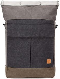 Batoh Ucon Dermot Waterproof Grey - Black