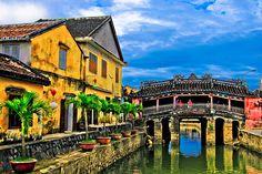 Hoi An, Vietnam. The perfect getaway from bustling Saigon.
