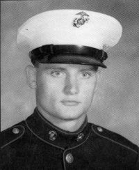 PFC Barry Lee Eichelberger RED LAND HIGH SCHOOL CLASS OF 1968 , USMC, G CO, 2ND BN , 3RD MARINE REGIMENT , 3RD MARINE DIVISION KIA 3/20/69 , AGE 18 ...hostile engagement with the enemy at QUANG TRI PROVINCE, VIETNAM  , died of fragmentation Wounds from enemy rocket attack +++you are not forgotten +++born July 20, 1950 , Home of Record - LEWISBERRY PA , Graduated RED LAND HIGH SCHOOL CLASS OF 1968 , wrestling team , HONORED VIETNAM VETERANS MEMORIAL WASHINGTON DC .... SOME GAVE ALL