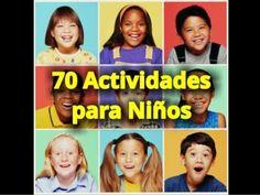 Las Mejores Actividades para Niños - ¡Para Padres, Madres y Educadore…