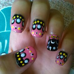 """Just Some Things I Like — Nikki Handy on Instagram: """"#nails #nailart #nail..."""