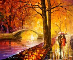 Art Oil Painting Dreaming Emotions Art wall by AfremovArtStudio