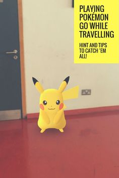 Pokemon go tips and tricks for travelling. Nintendo. pokemon party a travel boredom busters and travel games for adults and kids. ☆☆ Travel Guide / Ideas by #Inspiredbymaps ☆☆