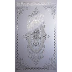 Etched Glass Panels : - Etched Glass Panel with Urn Design Etched Glass Door, Glass Etching, Glass Doors, Glass Panels, Urn, Windows And Doors, Artwork, Google Search, Bathroom