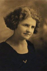 My grandmother Ruth