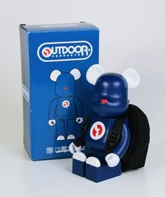 OUTDOOR PRODUCTS ×BE@RBRICK