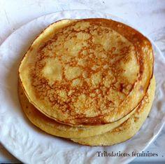 Je suis une fana de pancakes ! J'aime en manger pour le petit-déjeuner, pour le goûter, n'importe quand ! Alors quand j'ai commencé Weight Watchers, il me fallait une recette de p…