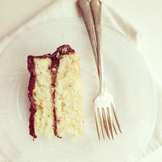White Zucchini Cake | I Am Baker #zucchini #cake
