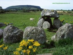 Spend on an Idyllic Ireland Vacation from the city to the west, with authentic accommodations in hotels and even a castle. Ireland Vacation, Ireland Travel, Love Ireland, I Want To Travel, To Go, Stone, Places, Welsh, Archaeology