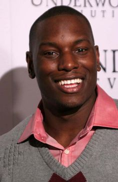 Tyrese - don't judge...i ain't ashamed!