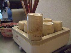 Ma yaourtière, je l'adore ! Depuis 3 ans elle m'aide à faire plusieurs fois par semaine plein de délicieux yaourts que je parfume selon l'envie du moment. Il y a les très classiqu…