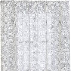Lila Curtains   Crate and Barrel $49