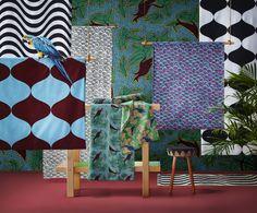 TILLFÄLLE stof | #nieuw #IKEA #IKEAnl #Brazilië #exotisch #stoffen