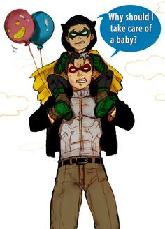 1000+ images about The Bat family on Pinterest | Damian ...