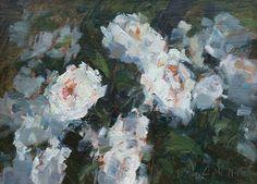 """Summer Splendor by Jonathan McPhillips Oil ~ 6"""" x 8"""""""
