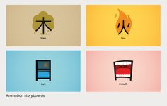 Briljant goed idee: Chineasy: The easiest way to learn Chinese by ShaoLan Hsueh — Kickstarter