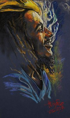 Bob Marley Painting, Bob Marley Art, Rasta Art, Bob Marley Legend, Reggae Art, Bob Marley Pictures, Galaxy Phone Wallpaper, Beautiful Landscape Wallpaper, Pastel Portraits
