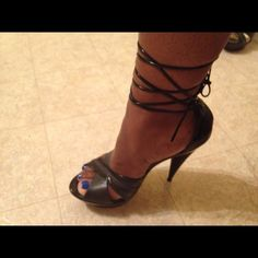 Shoes TEMPORARY PRICE CUT Neda Made in Italy 7 1/2 Black Neda Shoes