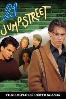 21 Jump Street (1987) Poster