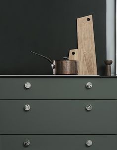 Trend: verde scuro - Interior Break