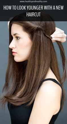 How you can look youthful with a brand new haircut Informations About How you can look yo. Natural Teething Remedies, Natural Cold Remedies, Herbal Cure, Herbal Remedies, Health Benefits Of Ginger, Cellulite Remedies, Easy Hairstyles For Long Hair, New Haircuts, Look Younger