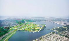 'floriade 2022' by MVRDV, almere, the netherlands
