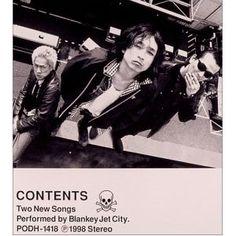 BLANKEY JET CITY - 小さな恋のメロディ [1998].