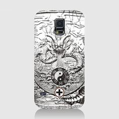 URI ART: NIKITA TERROR ART 4 Hardcase for Samsung Galaxy S5...
