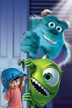 People will scream with delight over a Monsters, Inc. costume