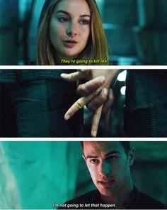 Divergent by Veronica Roth Divergent Film, Divergent Fandom, Divergent Quotes, Divergent Insurgent Allegiant, Insurgent Quotes, Veronica Roth, Tris Und Four, Tris And Tobias, Film D'action